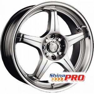 Racing Wheels H-196 7x16 5x114,3 ET40 DIA73,1 (DB/P)